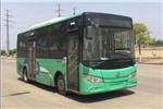 晶马JMV6801GRBEV3公交车(纯电动14-30座)