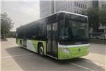 福田欧辉BJ6123SHEVCA-2插电式公交车(柴油/电混动国六23-44座)