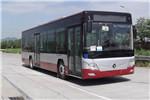 福田欧辉BJ6123PHEVCA-16插电式公交车(柴油/电混动国五22-41座)