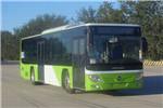 福田欧辉BJ6123EVCA-40公交车(纯电动20-37座)