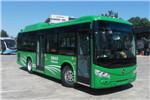 福田欧辉BJ6905CHEVCA-10插电式公交车(天然气/电混动国五17-27座)