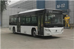 福田欧辉BJ6105EVCA-22公交车(纯电动19-35座)