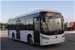 福田欧辉BJ6855PHEVCA-2插电式公交车(柴油/电混动国五15-26座)