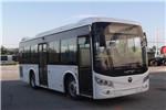 福田欧辉BJ6905CHEVCA-11插电式公交车(柴油/电混动国五17-27座)