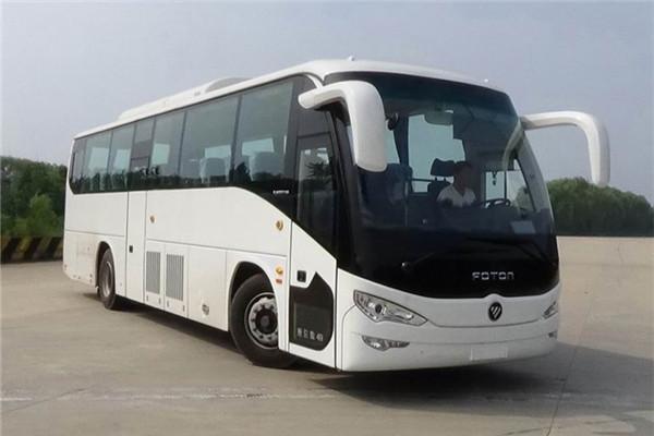 福田欧辉BJ6117EVUA-3客车(纯电动24-51座)