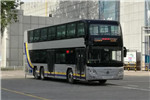 福田欧辉BJ6128SHEVCA-5插电式公交车(天然气/电混动国六19-68座)