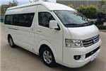 福田图雅诺BJ6549B1DDA-V2轻型客车(柴油国五10-13座)