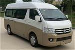 福田图雅诺BJ6539B1PVA-E1轻型客车(汽油国五10座)