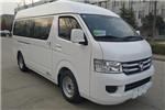 福田图雅诺BJ6539B1DXA-F6轻型客车(汽油国六10-12座)