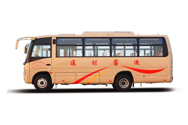 东风旅行车DFA6720K6A客车(柴油国六24-31座)