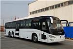福田欧辉BJ6147SHEVCA插电式公交车(柴油/电混动国六26-58座)