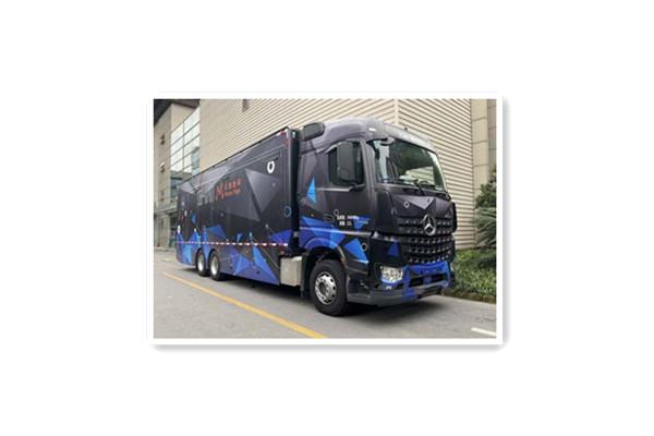 北方BFC5240XDS电视车(柴油国五2座)