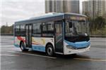 中车电动TEG6805BEV01公交车(纯电动13-28座)