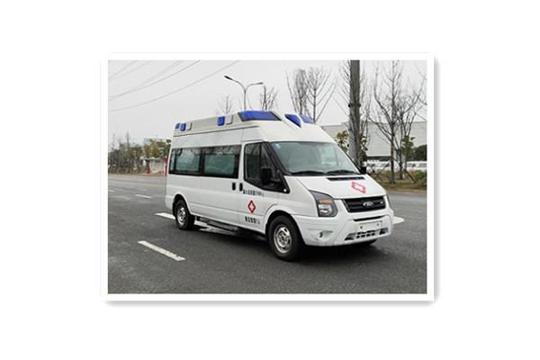中车电动TEG5040XJH01救护车(柴油国五6-7座)