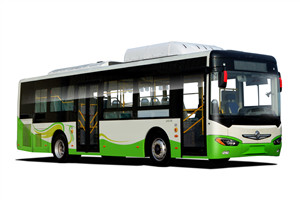 东风旅行车EQ6120公交车