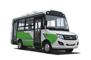 东风旅行车EQ6620公交车