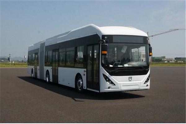 申沃SWB6188BEV21铰接公交车(纯电动31-53座)