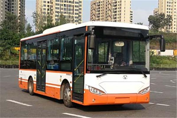 友谊ZGT6858LBEV1公交车(纯电动18-27座)