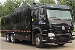 沂星SDL5250XFB防暴车(柴油国四2座)