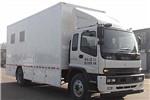 沂星SDL5160XZC野外自行式炊事车(柴油国四3座)