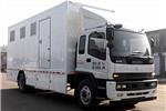 沂星SDL5160XLY淋浴车(柴油国四3座)