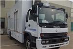 沂星SDL5160XCS厕所车(柴油国四3座)