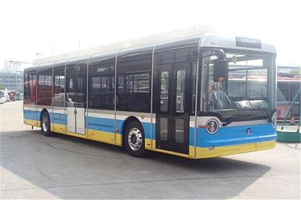 扬子江WG6120BEVHR12公交车(纯电动24-41座)