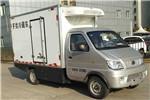 扬子江WG5034XLCBEV厢式冷藏车(纯电动2座)