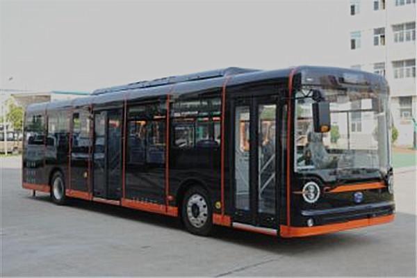 扬子江WG6120BEVHR8公交车(纯电动28-41座)