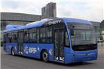 奇瑞万达WD6125EHEV2公交车(天然气/电混动国五18-36座)