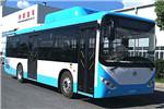 奇瑞万达WD6102PHEVG01插电式公交车(天然气/电混动国五18-32座)