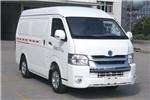 申龙SLK5033XXYBEV厢式运输车(纯电动2座)