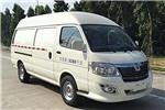 申龙SLK5030XXYE0BEV01厢式运输车(纯电动2座)