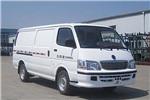 申龙SLK5030XXYBEV3S厢式运输车(纯电动2-5座)