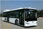 申龙SLK6129UDHEVN1插电式公交车(柴油/电混动国五21-45座)