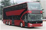 宇通ZK6126BEVGS5双层低地板公交车(纯电动31-72座)