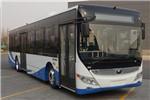 宇通ZK6125BEVG59公交车(纯电动25-46座)