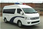 宇通ZK5036XQCQ61囚车(汽油国六10-14座)