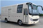 少林SLG5110XXYC5E厢式运输车(柴油国五2-6座)