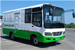 少林SLG5070XXYC5E厢式运输车(柴油国五2-6座)