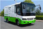少林SLG5040XXYC5F厢式运输车(柴油国五2-6座)