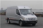 少林SLG5040XXYEV厢式运输车(纯电动3座)
