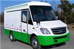 少林SLG5041XZSC5E展示车(柴油国五2-3座)
