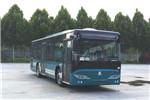 豪沃JK6106GPHEVN51插电式公交车(天然气/电混动国五17-31座)