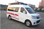 长安SC5023XJHMA5救护车(汽油国五2-6座)