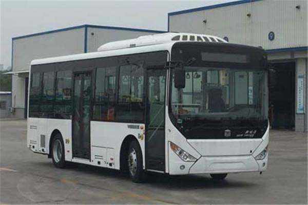 中通LCK6850EVG3W1公交车(纯电动17-30座)