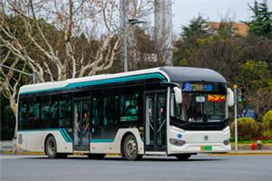 申沃SWB6129BEV公交车
