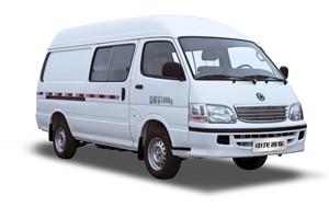 申龙 SLK5030物流运输车