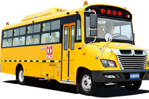 中通LCK6799校车