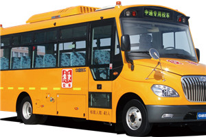 中通LCK6760校车
